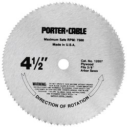 Porter Cable - Riptide plywood - 12057