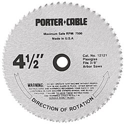Porter Cable - Specialty Blade - 12122