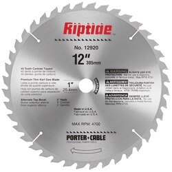 Porter Cable - 12 Compound 40T - 12920