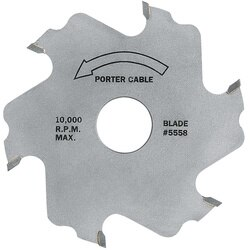 Porter Cable - 4 in Replacement Joiner Blade - 5558