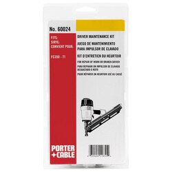 Porter Cable - Driver Maintenance Kit - 60024