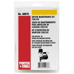 Porter Cable - Driver Maintenance Kit - 60070
