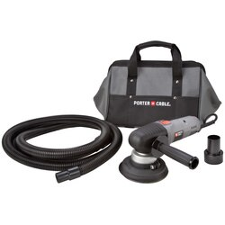 Porter Cable - 6 in VariableSpeed Random Orbit Sander Kit - 97466