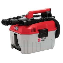 Porter-Cable PCC795B 20-Volt 2 Gallon Portable Cordless Wet//Dry Vacuum