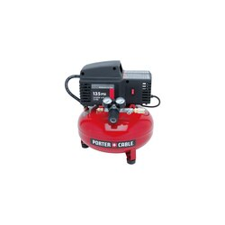 Porter Cable - 35Gallon 135 psi Pancake Compressor - PCFP02003