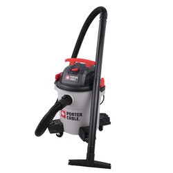Porter Cable - 6 Gal Wet Dry Vacuum - PCX18404P-6A